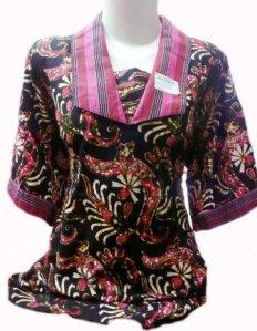 Vania 1 batik katun -cap